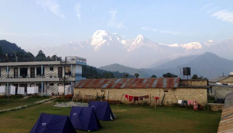 Mardi Himal Treks