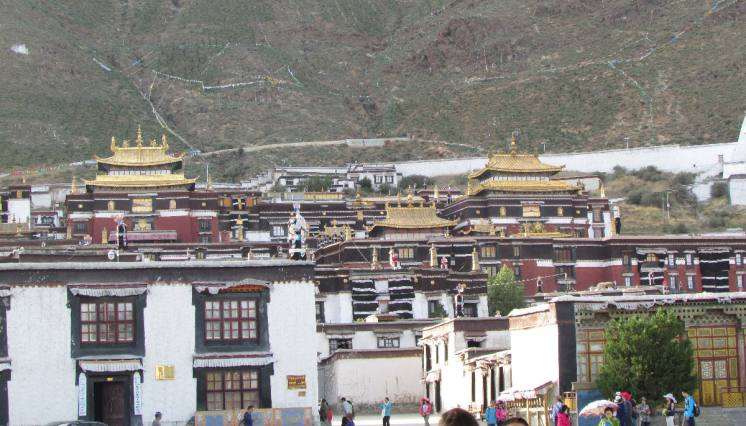 Oldest Monasteries in Tibet