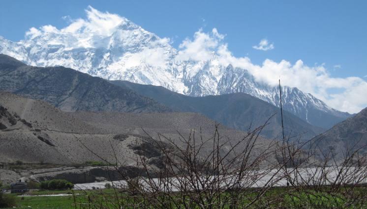 Landscape of Muktianth