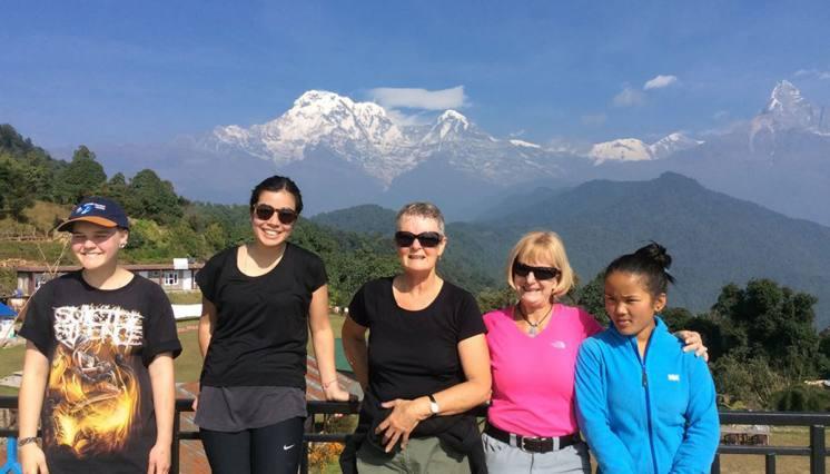 Himalayan Land Nepal