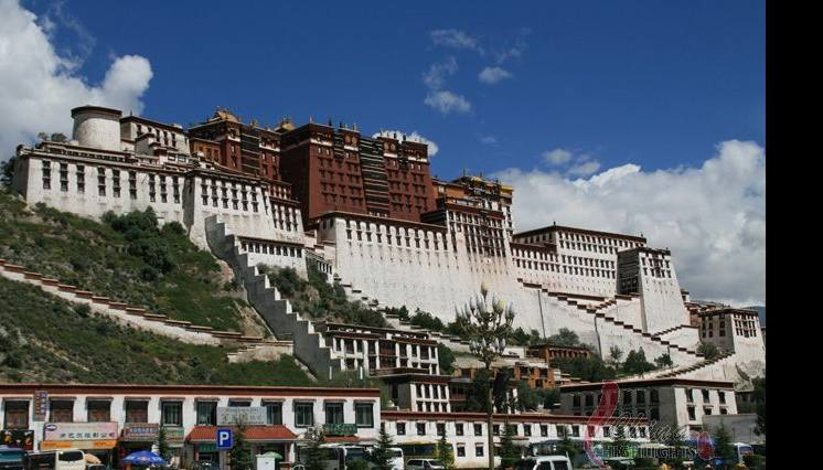 Roof of the World TIBET