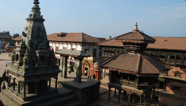 Bhaktapur Durbar Square, UNESCO Heritage side Nepal