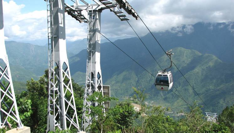 Cable Car Rope Way to Manakamana Temple