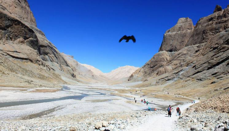 Wesak Valley / Valley of the God in Kailash
