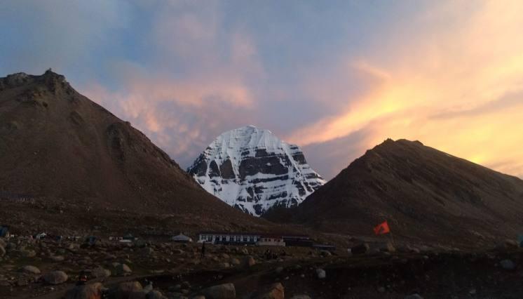 Kailash Parvat North Face