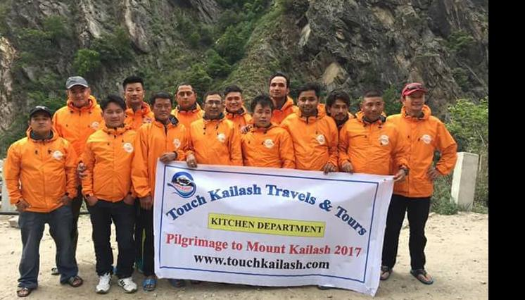 Touch Kailash Team at Work