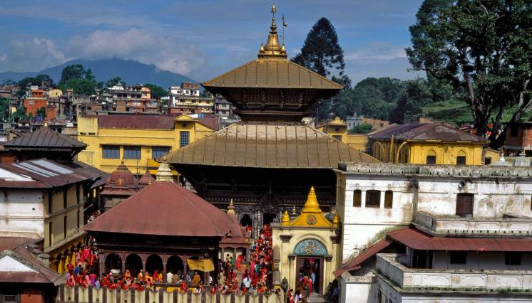 Pashupatinath Temple Reopened!