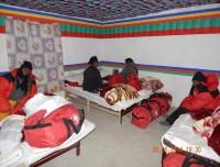 Group sharing accommodation
