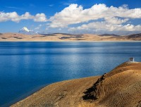 Lake Mansarovar and Kailash Parvat