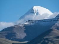 Mt. Kailash from Darchen