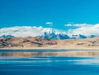 Mt. Kailash and Lake Mansarovar