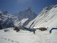Guest House in Annapurna Base Camp