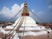 Bauddhanath Stupa in Kathmandu