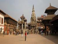Bhaktapur Durbar Squire Nepal