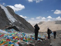 Highest Pass of Kailash Kora- Dolma La