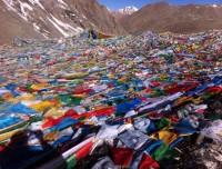 Dolma La pass of 5613m