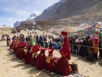 Saga Dawa Festival in Tarboche Valley (Kailash Region)