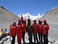 Everest Base Camp Tibet
