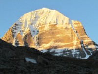 Kailash Noeth Face from Derapuk