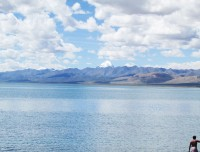 Lake Manasarovar and Kailash View