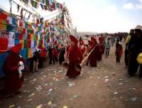 Lama's Activities during Saga Dawa
