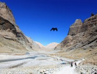 Wesak Vally Near Mount Kailash