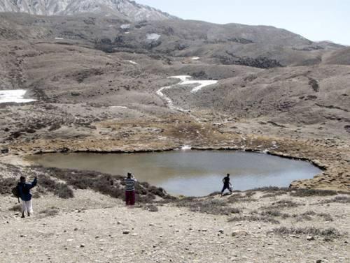 Damodar Kunda Trekking