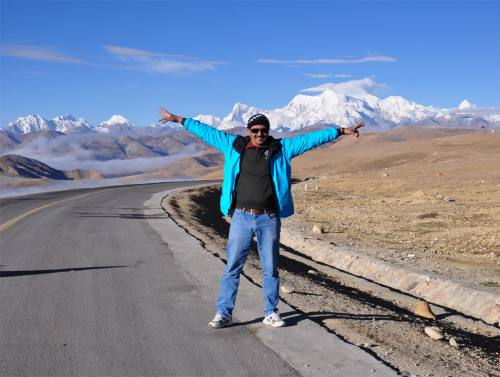 Kailash and Everest Base Camp Tour