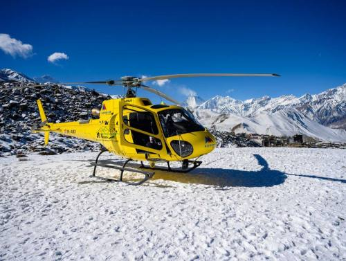 1 day Muktinath Heli Tour