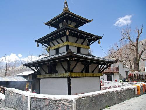 Muktinath Yatra By Helicopter