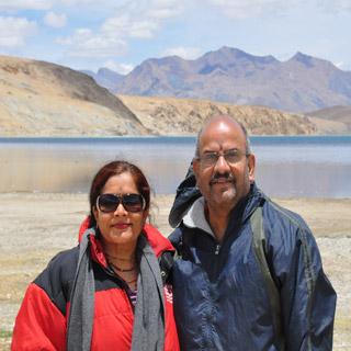 Big Thank to Hemanta Bashu and Touch Kailash Team